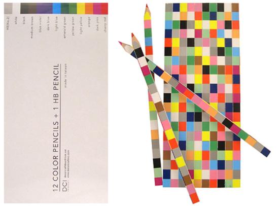 Pixel-Coloured-Pencils